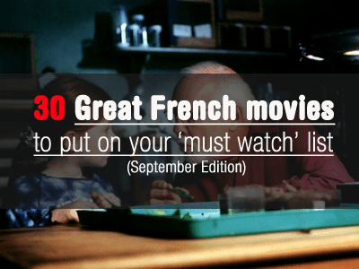 French Movies September Th