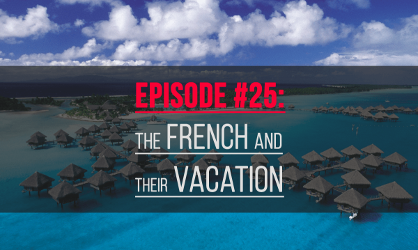 the french and their vacation