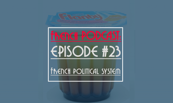 french podcast: french political system