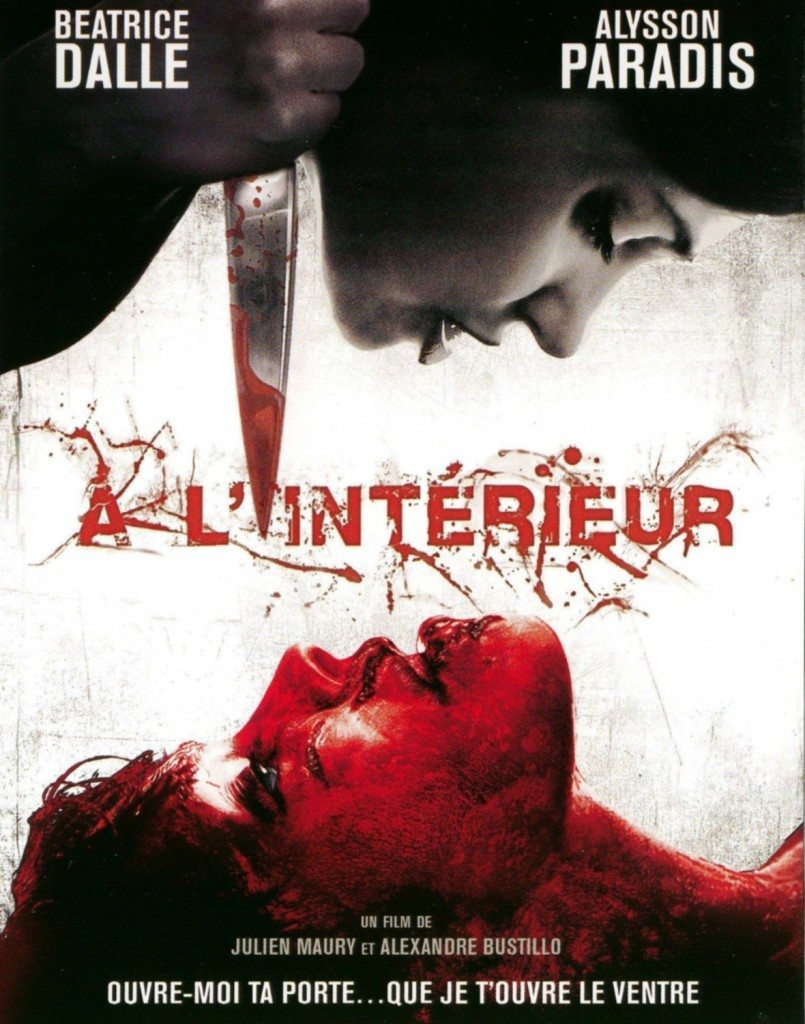 30 french horror movies for november talk in french for Inside french movie