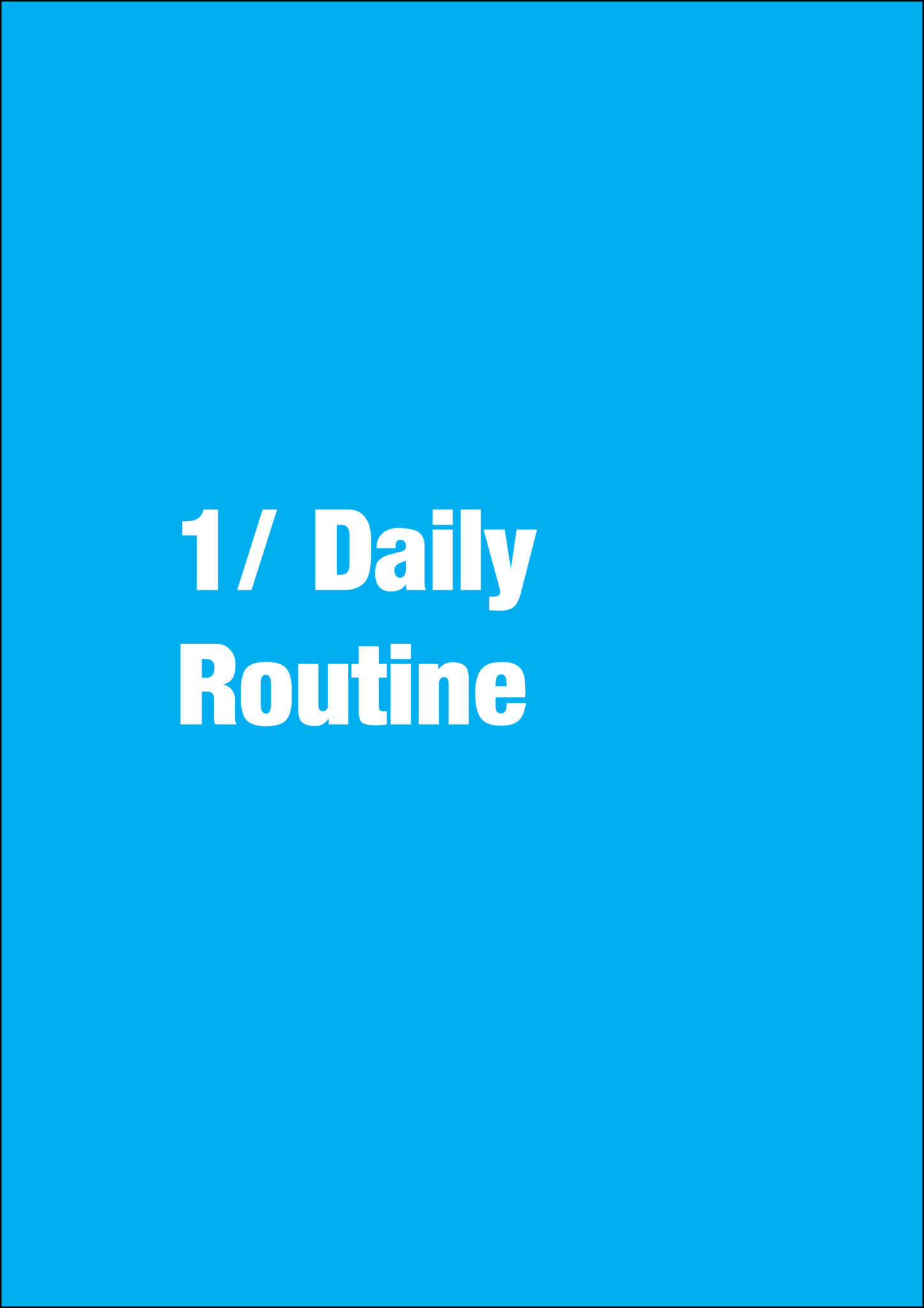 french daily routine 100 words List of 100 most commonly used hindi words # word transliteration (iast) english equivalent 1.