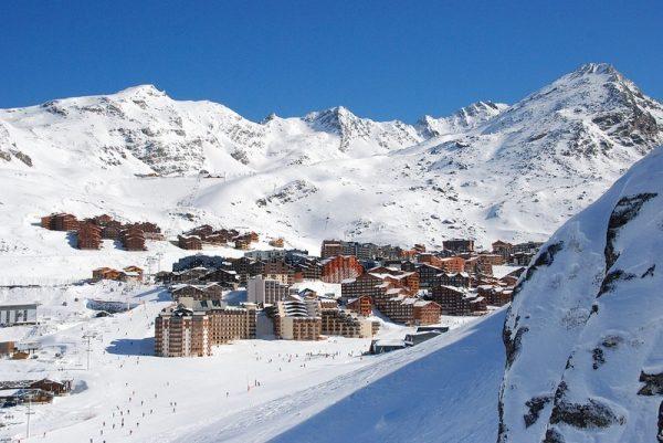 Les 3 vallées - Val Thorens