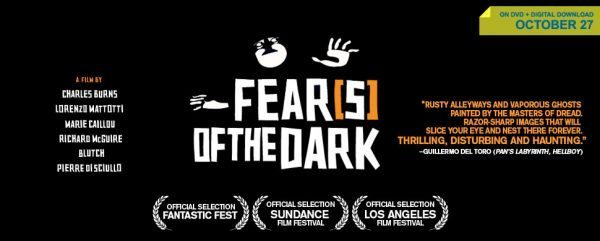 Peurs du noir (Fears of the Dark)