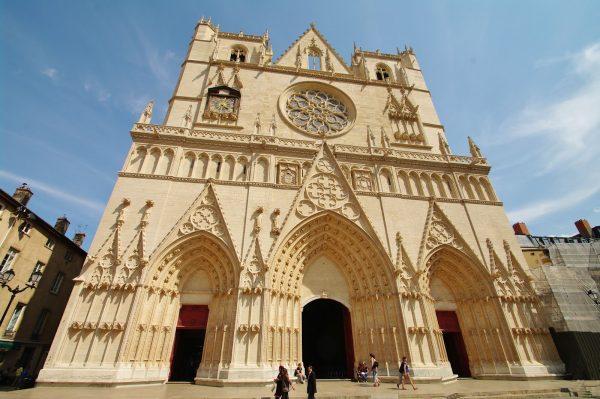 cathedrale saint jean lyon