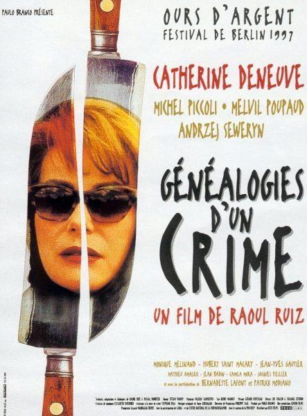 Généalogies d'un crime (Genealogies of a Crime)