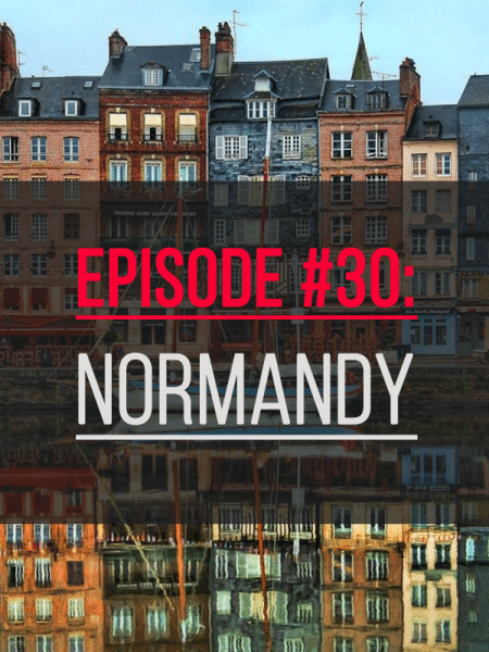 normandy podcast