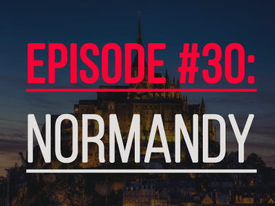talk in french normandy