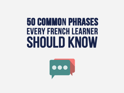 50 common french phrase