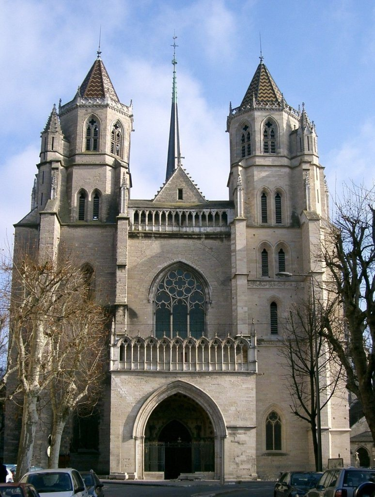 Cathédrale_St_Bénigne_-_Dijon