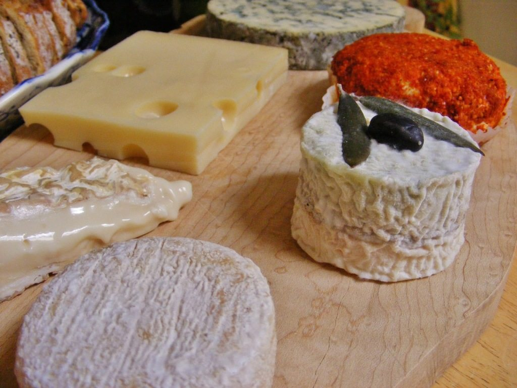 Fromage Basque Cheese Ewe