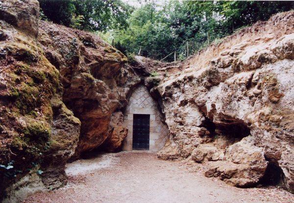 Grotte de Pair non Pair