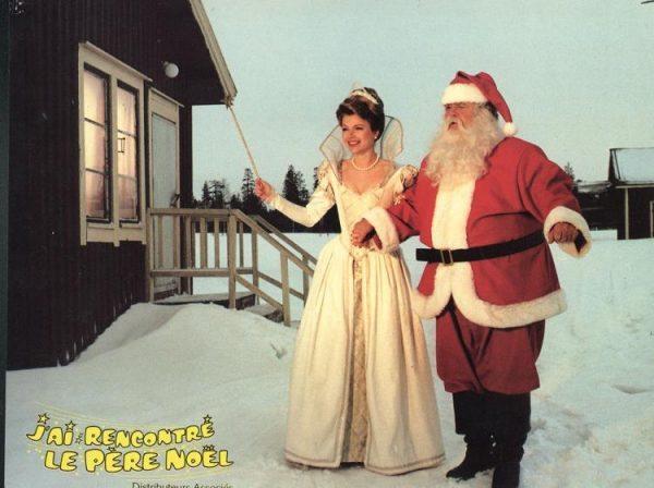 J'ai Rencontré Le Père Noël (Here Comes Santa Claus)