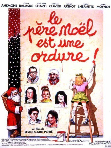 Le Père Noël est une ordure (Santa Claus is a Bastard)