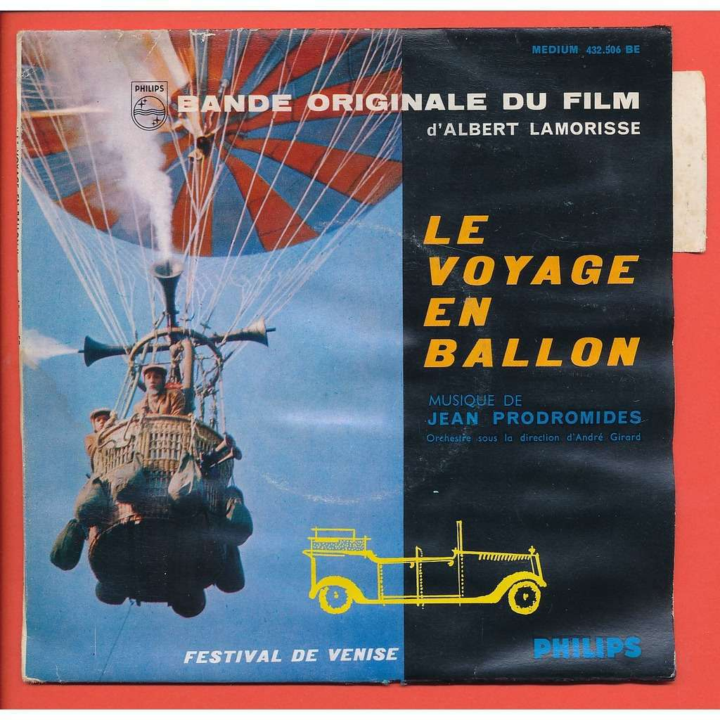 Le Voyage en ballon (Stowaway in the Sky)