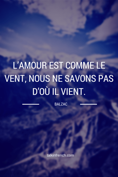 ... 14 Inspirational French Love Quotes Made By French Artistst Amour  Citation Romantique At Quotesamour Quotes Francais