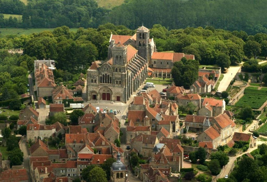 Vézelay Abbey