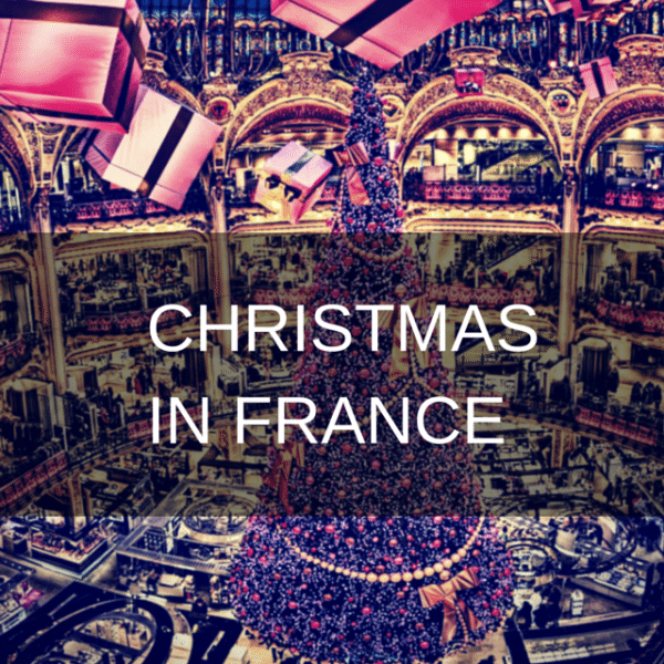 CHRISTMAS IN FRANCE podcast
