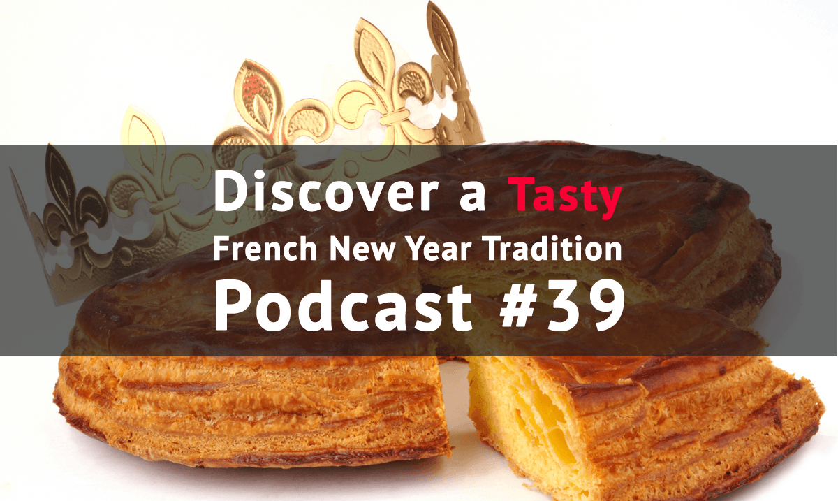 french new year tradition