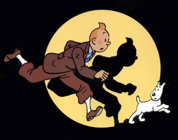 tintin tv series