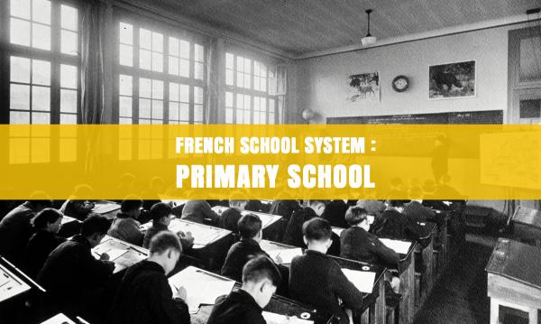 french school system primary school