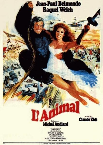 l'animal movie