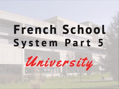 french school part 5 university th
