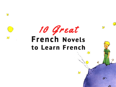 best french novel learn th