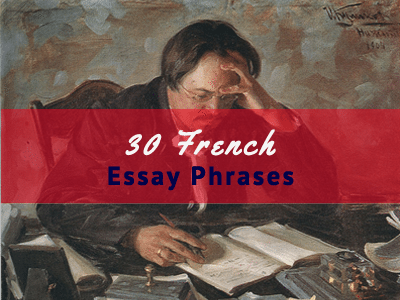 french phrases essay th