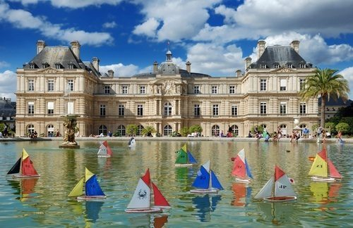 luxembourg sailboat