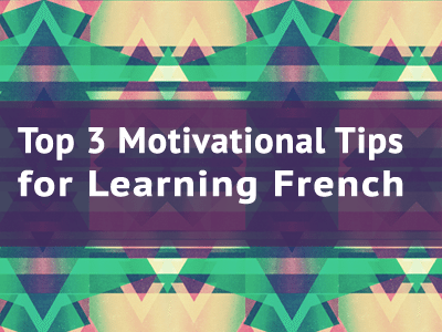 motivation learn french th
