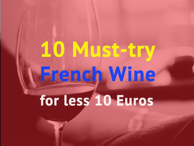 french wine less 10 euros
