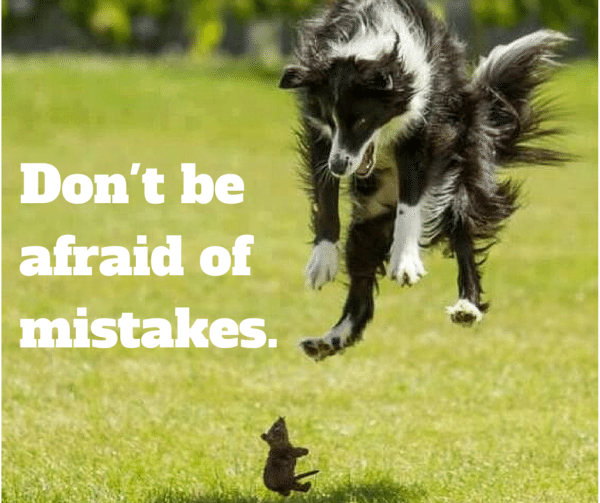5_Dont be afraid of mistakes