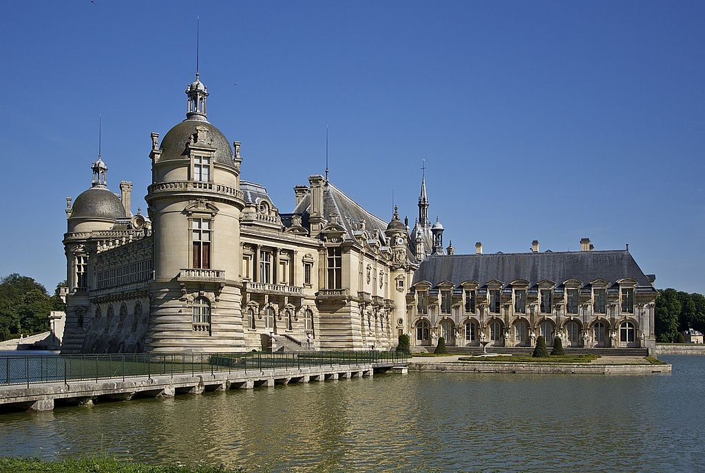 1 Château de Chantilly www.talkinfrench.com