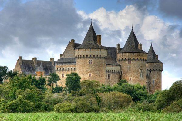 10 Château de Suscinio www.talkinfrench.com