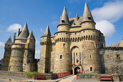 11 Château de Vitre www.talkinfrench.com