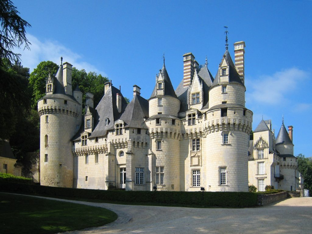 16 Château de Usse 2 www.talkinfrench.com