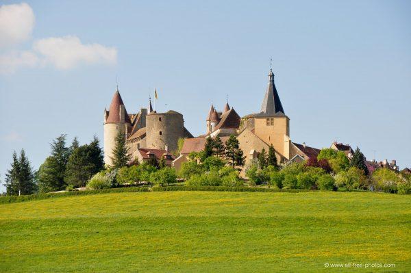 19 Château de Chateauneuf www.talkinfrench.com