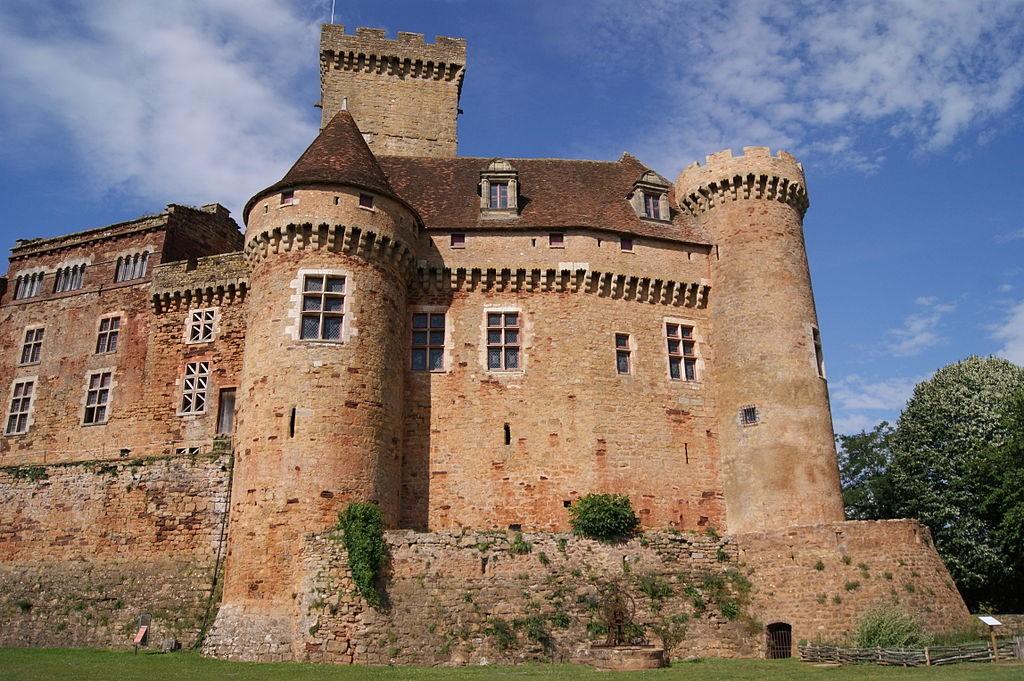 27 Château de Castelnau-Bretenoux 2.www.talkinfrench.comJPG