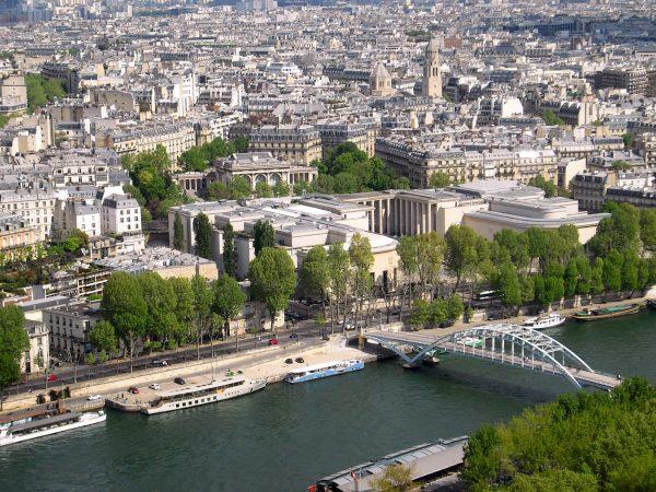 Paris day view