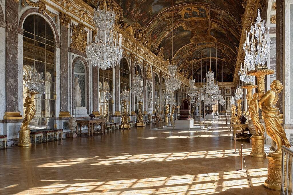 4 Versailles Galerie des Glaces