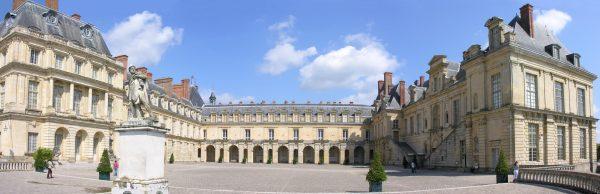 6 Fontainebleau