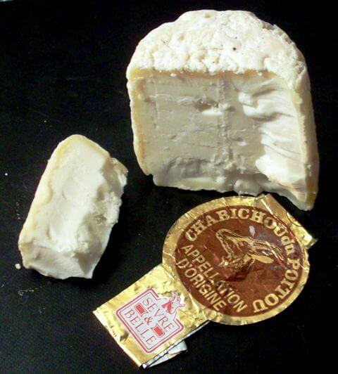 French Cheese Chabichou