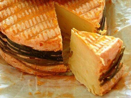 French Cheese livarot