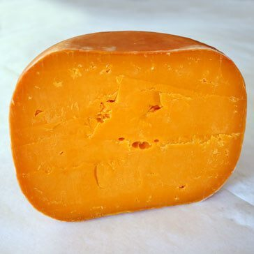 French cheese mimolette