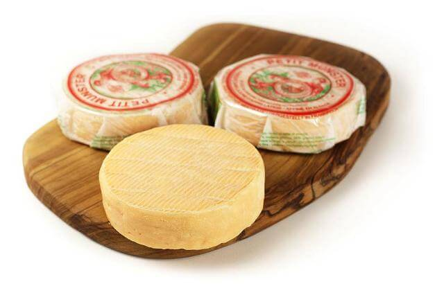 french cheese petit munster