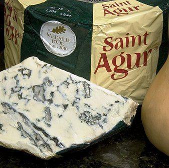 french cheese saint agur