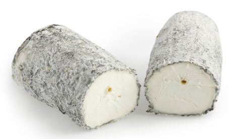 French Cheese saint maure