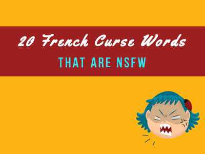 20 french curse words