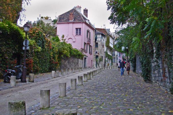 Montmartre_street