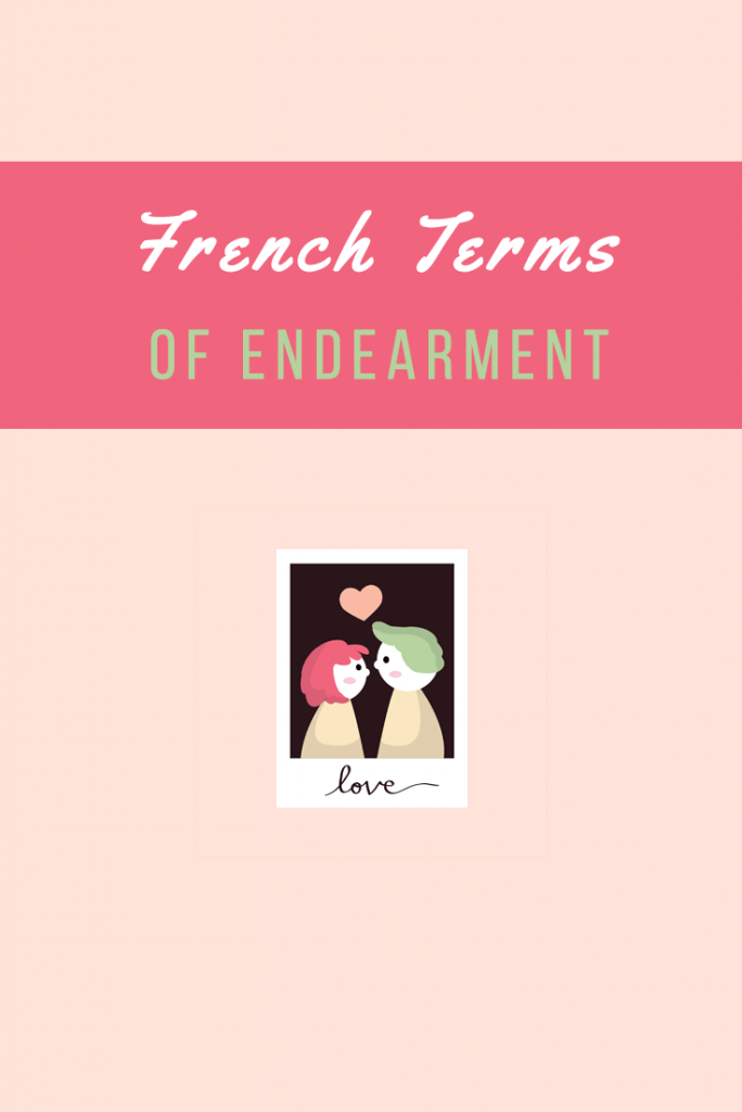 list of terms of endearment